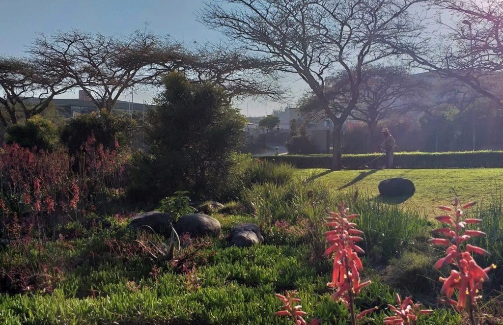 Corobrik Rd Landscaping